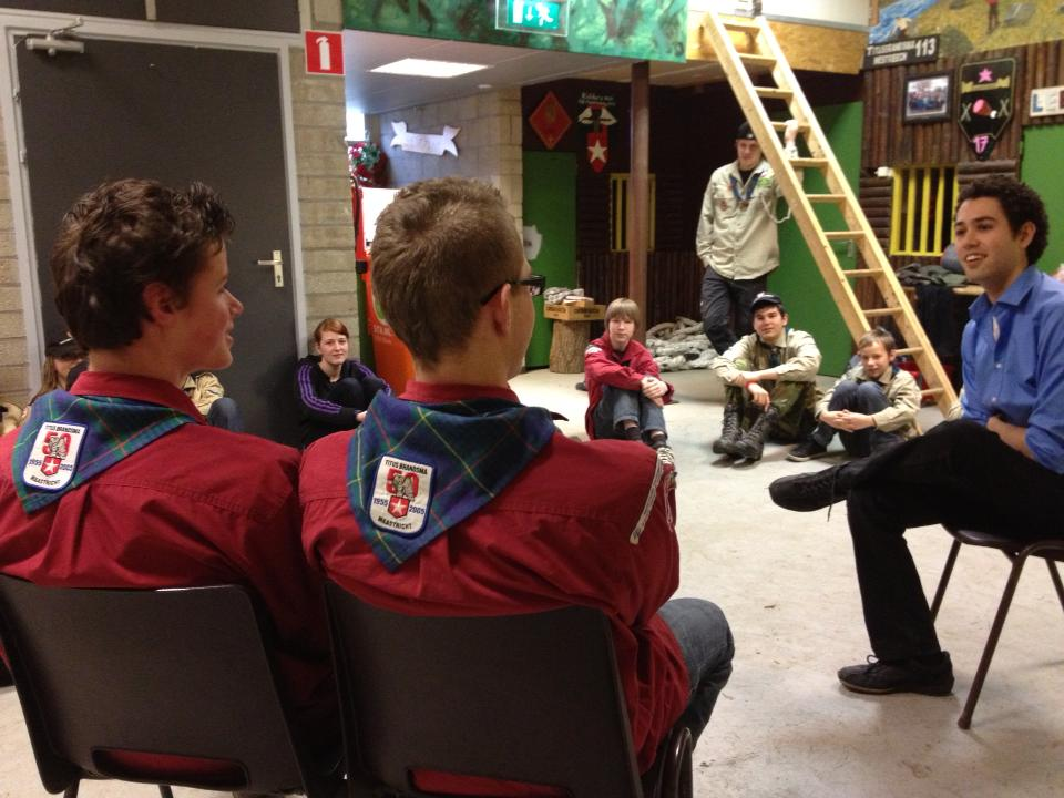 Workshop Improvisatie Scouting